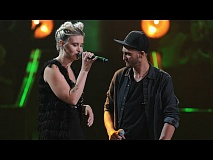 "The Voice of Poland VI - Weronika Lewandowska vs. Michał Retelewski - ""One Day Baby..."""