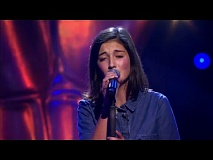 Camille zingt 'Say Something' | Blind Audition | The Voice van Vlaanderen | VTM
