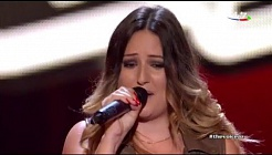 Nayile Ismatulina - Brand New Me | Blind Audition | The Voice of Azerbaijan 2015
