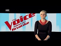 Upoznajte Ivanu - The Voice of Croatia - Season2 - Blind Auditions4