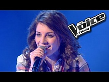 Greta Squillace - Ti sento | The Voice of Italy 2016: Blind Audition