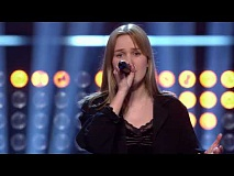 Thora Jonassen - One Last Time (The Voice Norge 2017)
