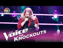 The Voice 2017 Knockout - Adam Pearce: