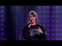 Ida Lunde - Drops of Jupiter (The Voice Norge 2017)