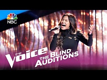 "The Voice 2017 Blind Audition - Maharasyi: ""Tell Me Something Good"""