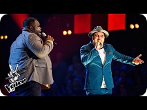 Aaron Hill Vs Faheem: Battle Performance - The Voice UK 2016 - BBC One