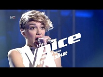 "Matea Dujmović: ""When A Man Loves A Woman"" - The Voice of Croatia - Season2 - Knockout 2"