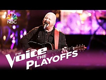 The Voice 2017 Red Marlow - The Playoffs: