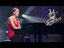 Neda Boin - Yesterday (The Blind Auditions | The voice of Holland 2015)