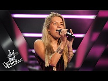 Julia van Bergen – 2U | The voice of Holland | The Blind Auditions | Seizoen 8