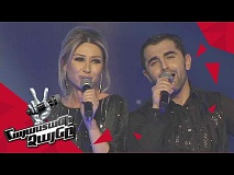 Tigran Karapetyan ft. Christine Pepelyan sing 'Sway' - Gala Concert – The Voice of Armenia 4