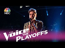 "The Voice 2017 Noah Mac - The Playoffs: ""In the Air Tonight"""