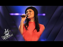 Lara Mallo – Video Games | The voice of Holland | The Blind Auditions | Seizoen 8