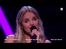 Lillen Stenberg - It Must Have Been Love (The Voice Norge 2017)