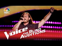 The Voice 2015 Blind Audition - Blaine Mitchell: