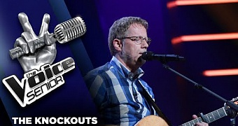 Wil Nelemans – You've Got A Friend | The Voice Senior 2018 | The Knockouts