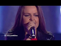 Eglė Hokušaitė - We Are Never Ever Getting Back Together  (Aklosios Perklausos – Lietuvos Balsas S5)