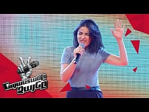 Maro Qaramyan sings 'Блюз' - Blind Auditions - The Voice of Armenia - Season 4