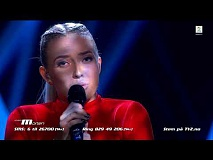 Ingeborg Walther - Space Oddity (The Voice Norge 2017)