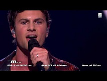 Sebastian James Hekneby - Sign Of The Times (The Voice Norge 2017)