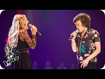 Colleen Gormley Vs Tom Rickels: Battle Performance - The Voice UK 2016 - BBC One