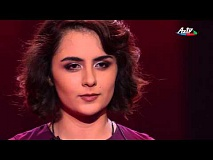 Nigar Huseynli vs. Elvin Novruzov - Nothing Compares 2U | The Battles | The Voice of Azerbaijan 2015