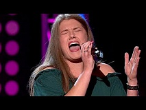 Silje Kristin Titlestad - Jesus, Take The Wheel (The Voice Norge 2017)
