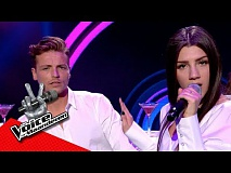 'Attitude and attention' voor Sima | Liveshows | The Voice van Vlaanderen | VTM