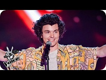 Tom Rickels performs 'Want To Want Me / Love Me Like You Do' - The Voice UK 2016: Blind Auditions 1