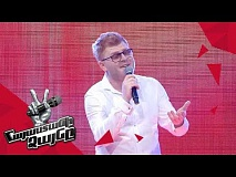 Hayk Ghulyan sings 'Յարը մարդուն յարա կուտա' - Blind Auditions - The Voice of Armenia - Season 4