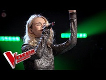 Eva Timus - Running up that hill | Knock-out 2 | Vocea Romaniei 2018