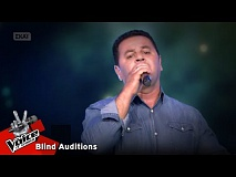 The Voice of Greece | Samir Al Beleati | 1o Blind Audition