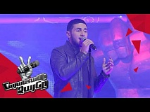 Mnats Khanagyan sings 'Драмы больше нет' - Knockout – The Voice of Armenia – Season 4