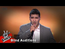 Nikola Floqi - Mamma | 8o Blind Audition | The Voice of Greece