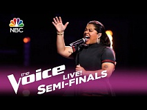 "The Voice 2017 Brooke Simpson - Semifinals: ""Faithfully"""