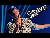 Cristiano Carta - I got you (I feel good) - The Voice of Italy 2016: Blind Audition