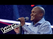 Tshegofatso Makhafola sings 'Ntyilo Ntyilo' | The Blind Auditions | The Voice South Africa 2016
