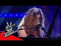 Melanie zingt 'Constellations' | Blind Audition | The Voice van Vlaanderen | VTM