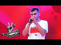 Andranik Gevorgyan sings 'Ain't No Sunshine' - Blind Auditions - The Voice of Armenia - Season 4