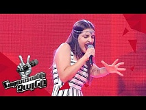 Raya Movsisyan - It's a Man's World - Blind Auditions - The Voice of Armenia - Season 4