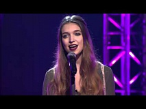 Facette zingt 'Turn it around' | Blind Audition | The Voice van Vlaanderen | VTM