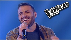 Fabio De Gennaro - Marvin Gaye | The Voice of Italy 2016: Blind