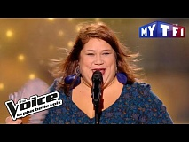 Audrey - « Just Can't Get Enough » (Depeche Mode) | The Voice France 2017 | Blind Audition