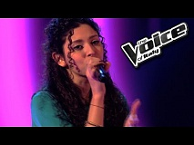 Marta Pilia - Ain't No Other Man | The Voice of Italy 2016: Blind