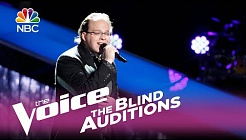 The Voice 2017 Blind Audition - Lucas Holiday: