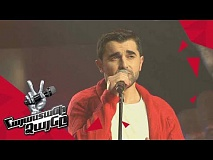 Tigran Karapetyan sings 'Любовь, похожая на сон' -  Gala Concert – The Voice of Armenia – Season 4
