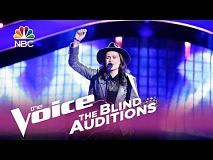 The Voice 2017 Blind Audition - Whitney Fenimore: