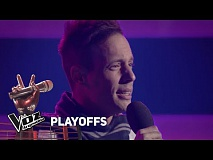 Playoffs #TeamMontaner - Lucas canta