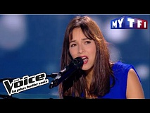 Clarisse Mây - « Summertime Sadness » (Lana Del Rey) | The Voice France 2017 | Blind Audition
