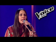 Corinne Marchini - Born this way | The Voice of Italy 2016: Blind Audition